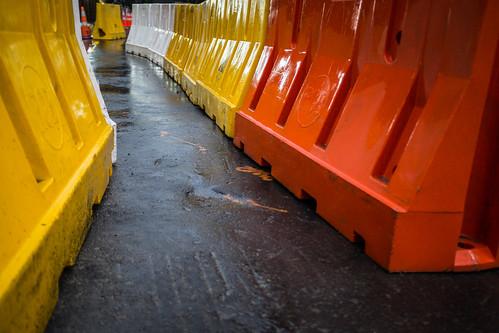 Colour Barriers, Wellington, New Zealand