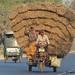 Big load on the way to Rajshahi, Bangladesh by Sekitar