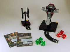 Lego X-Wing Miniatures Game