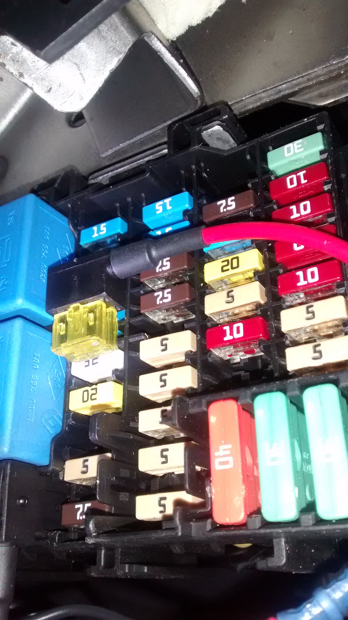 Wiring A Fuse Box Uk