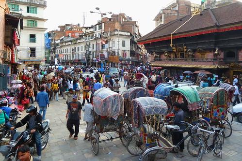 Nepal - Kathmandu - Streetlife - 101