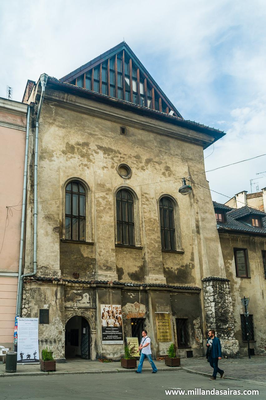 Nowa Boznica o Sinagoga Alta