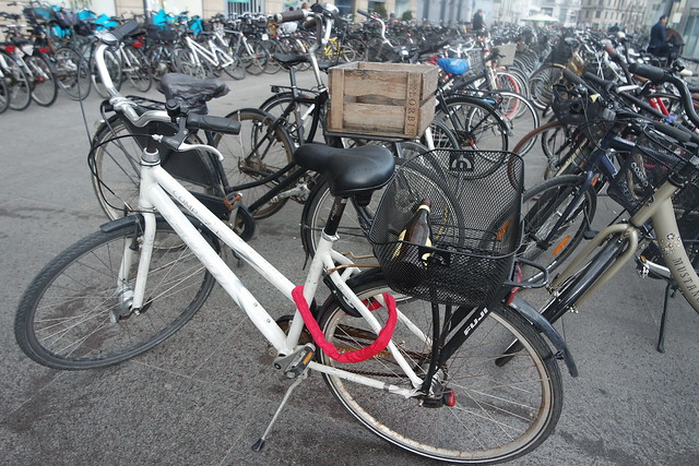 Bicis de Copenhague