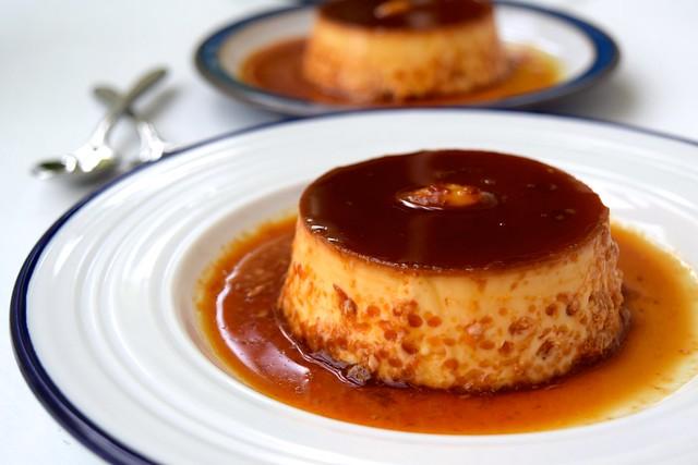 Rozata Rosewater, Orange & Caramel Croatian Custard | www.rachelphipps.com @rachelphipps