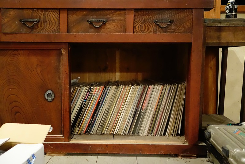 Rearrangement of records