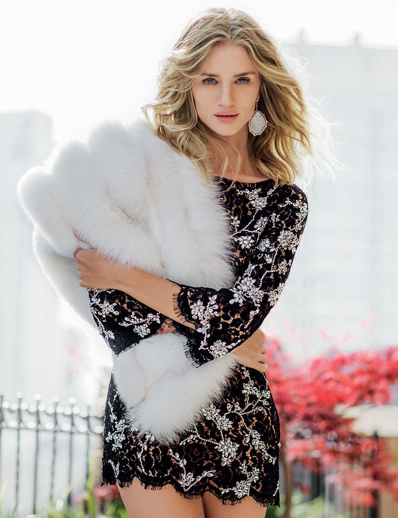 Роузи Хантингтон-Уайтли — Фотосессия для «Vogue» TH 2016 – 9