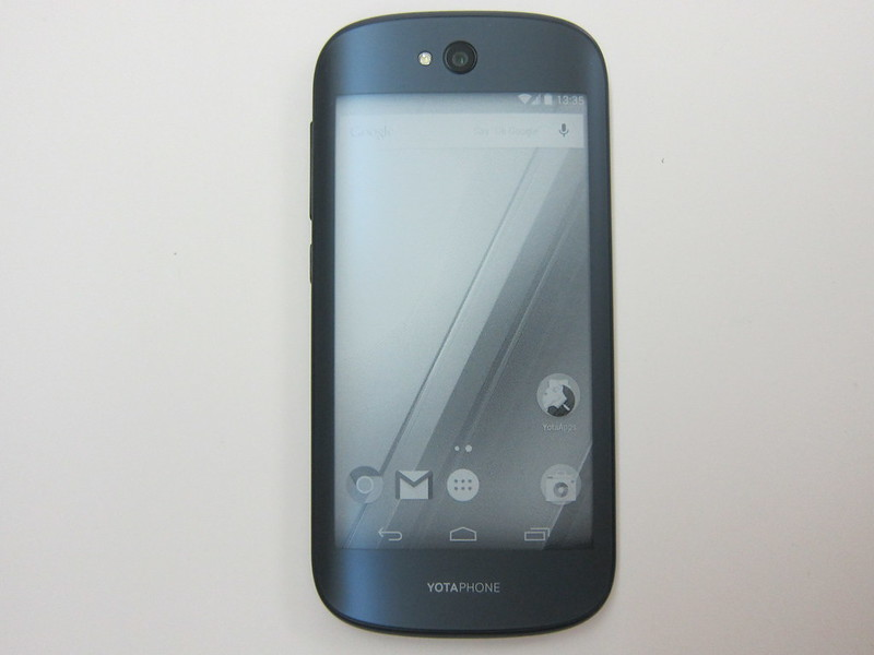 YotaPhone 2 - YotaMirror (Back)
