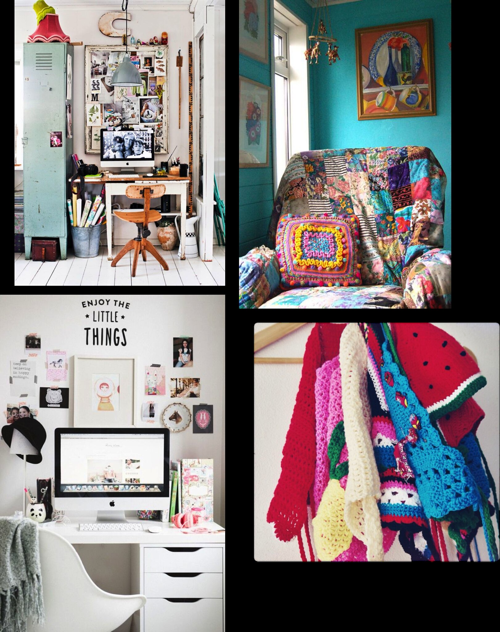 studio inspo / pinterest / kirsty wears blog