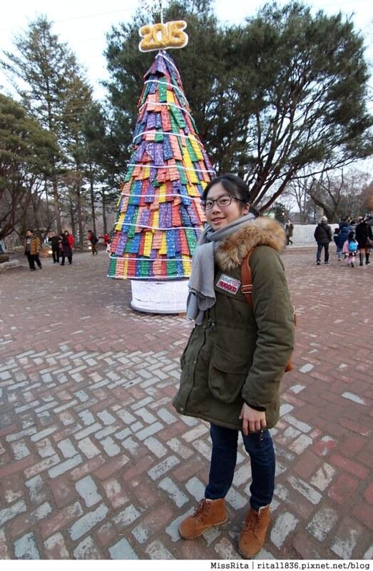 韓國 旅遊 韓國好玩 韓國 南怡島 韓劇景點 冬季戀歌場景 南怡島40