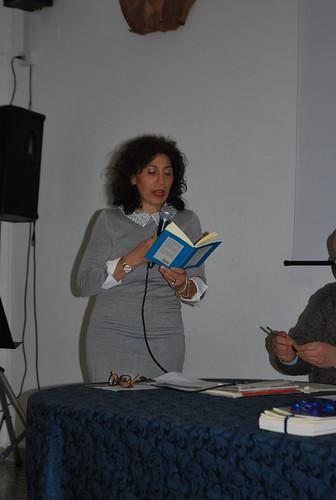 La dirigente scolastica, la prof.ssa Maria Melpignano