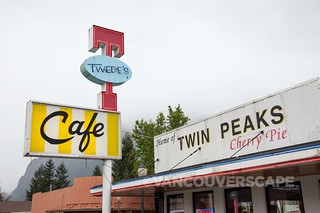 Twedes Café/Home of damn fine coffee and cherry pie