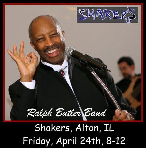 Ralph Butler Band 4-24-15