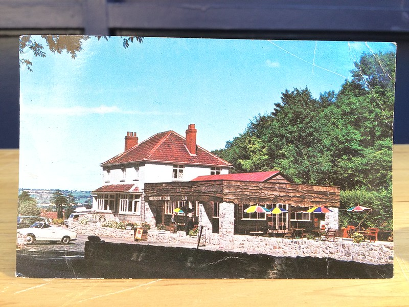 Burrington Combe Cafe
