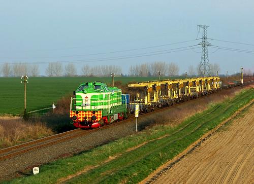 railroad landscape outdoor rail railway m40 máv vonat nosztalgia vasút mozdony púpos jendrassik m40114