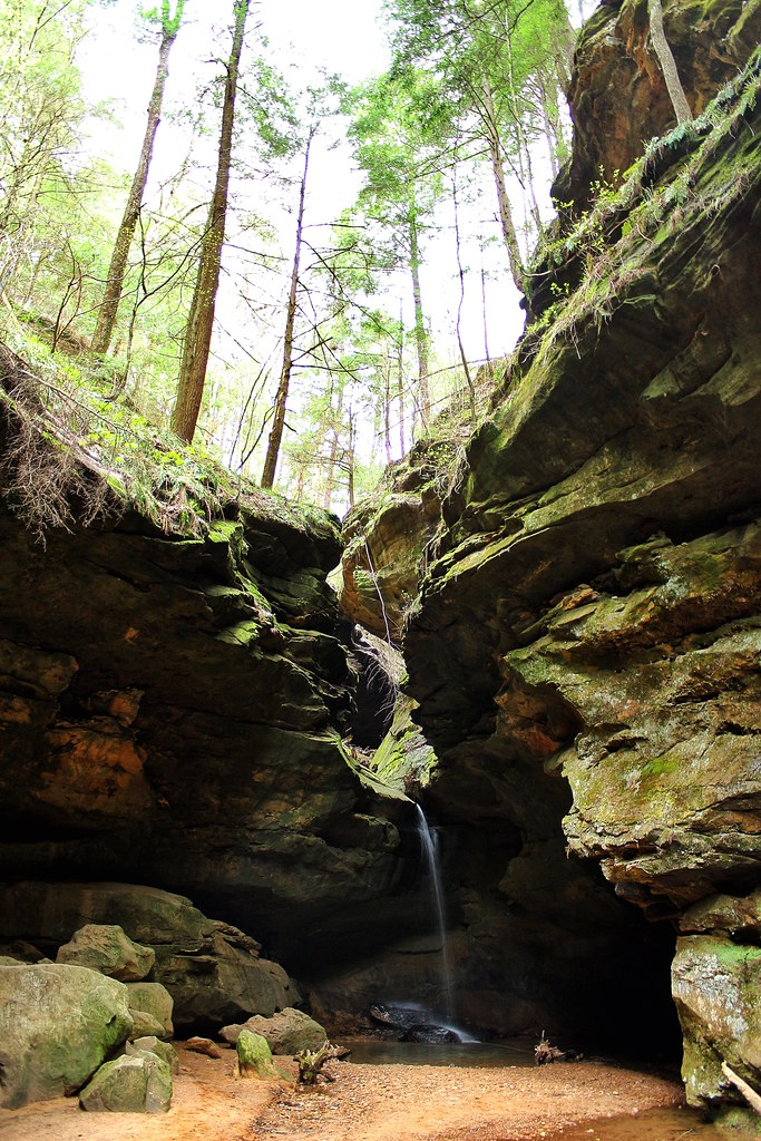 Hocking hills southeast ohio around guides for Getawaycabins com