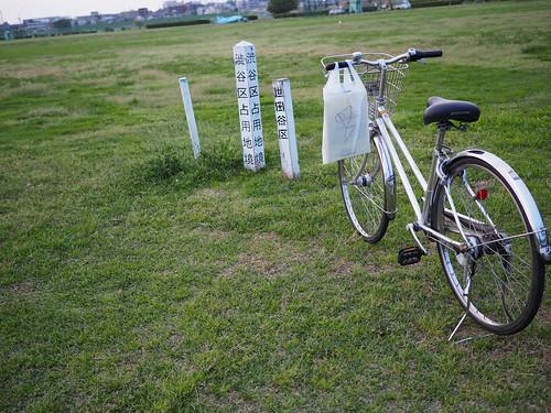 二子玉川周辺サイクリング