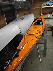 Delta 17 Touring Kayak