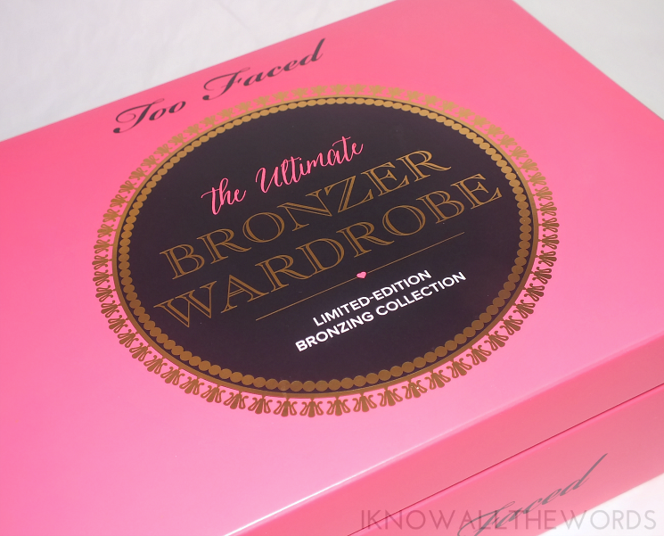 too faced the ultimate bronzer wardrobe (2)