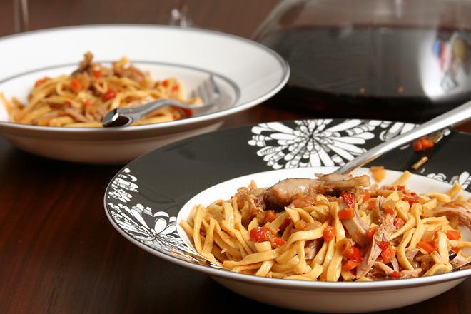 quail pasta 7