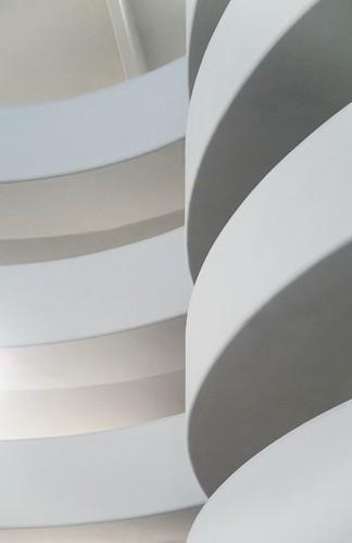 Frank Lloyd Wright. Solomon R. Guggenheim Museum #2
