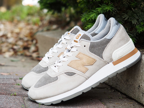 New Balance for J.Crew / M990 [Cobblestone]