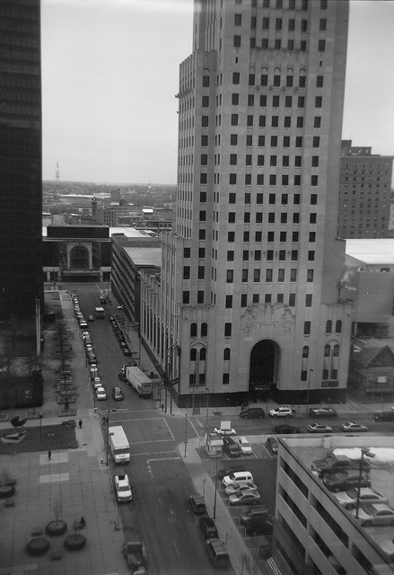 N St Clair St, Downtown Toledo