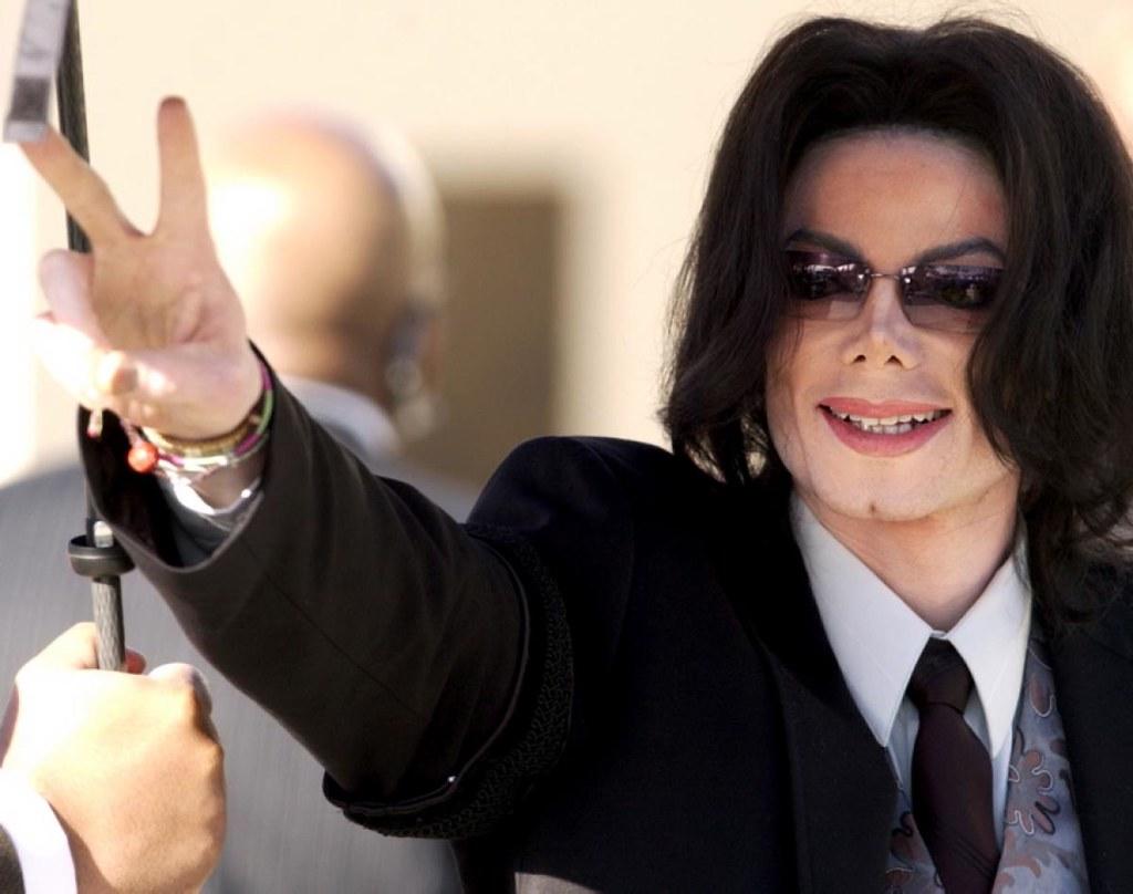 Последние фото Майкла Джексона
