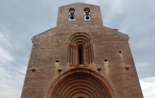 Santa María de Chalamera, Huesca, España 5.