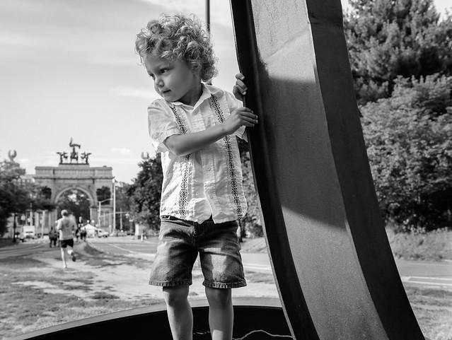 PORTRAITS - Prospect Park, Brooklyn, NY