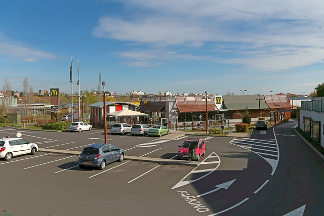McDonald's Beaumont (France)