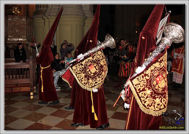Semana Santa en Málaga. Cofradia de Viñeros (11)
