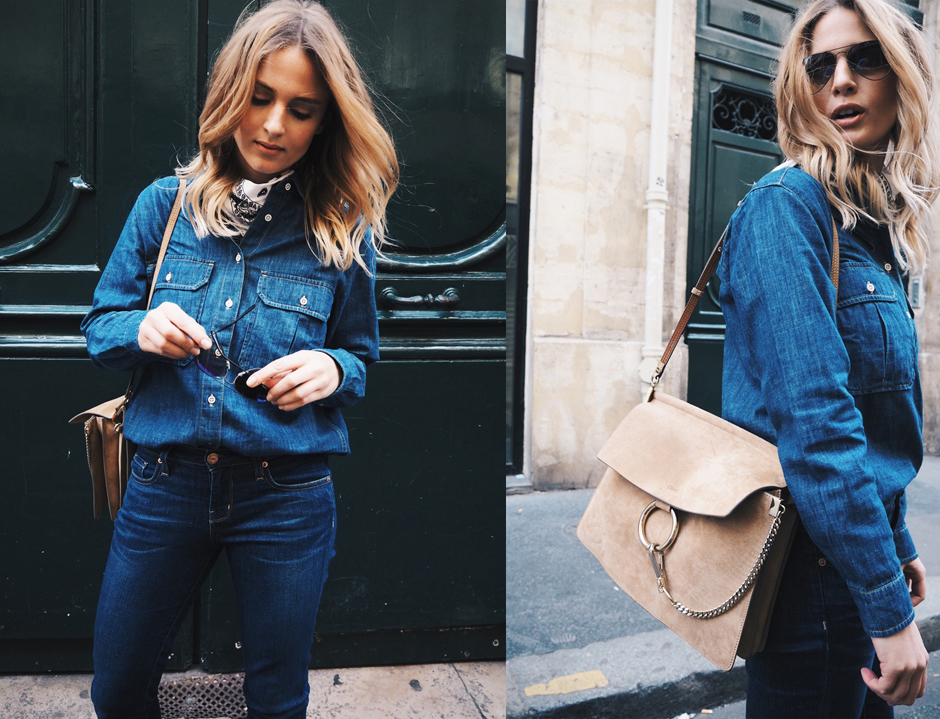 denim-shirt-street-style-outfit-70s-trend