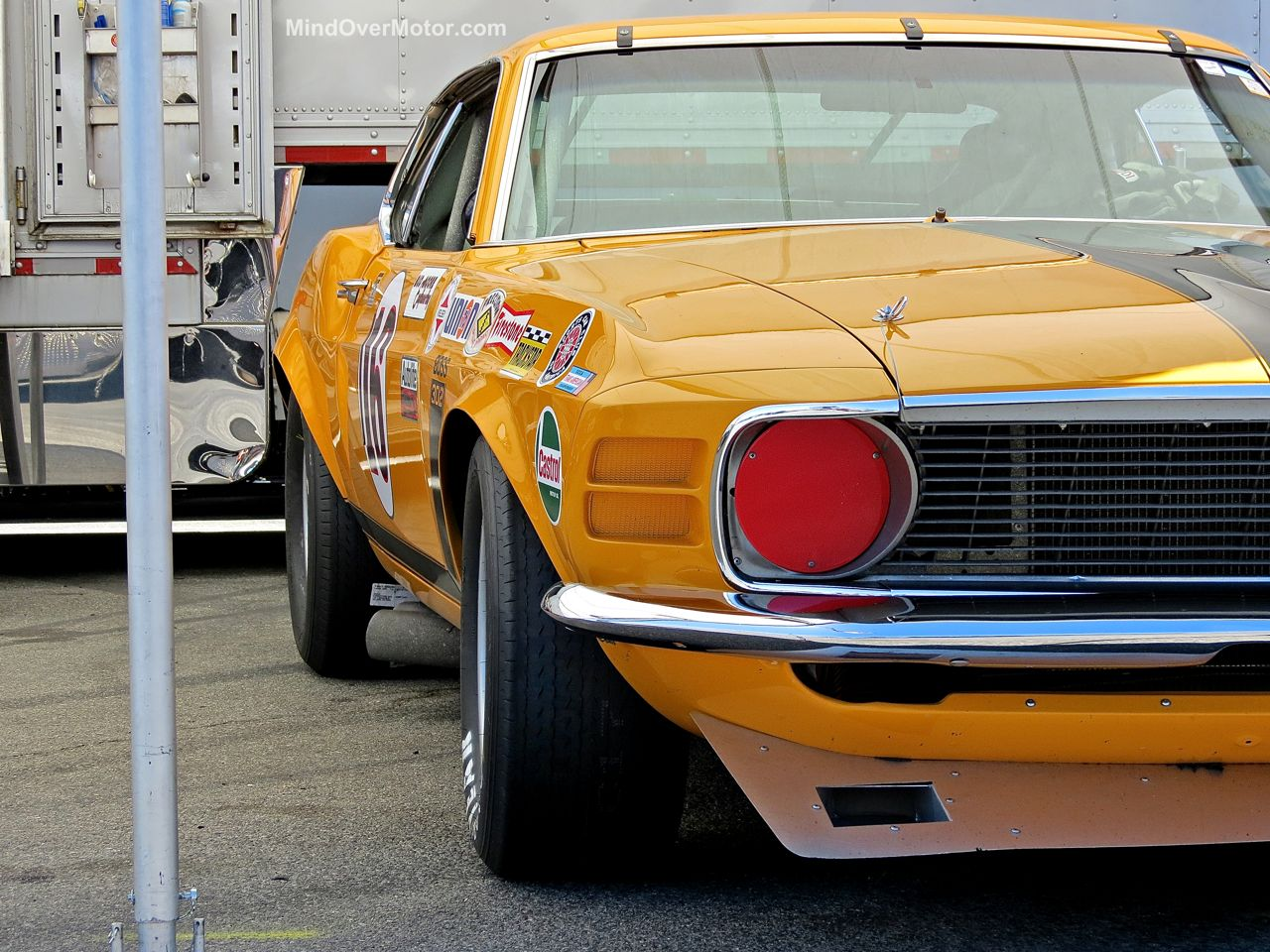Ford Mustang Boss 302 Trans Am Laguna Seca