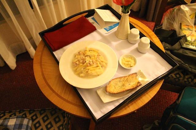 워터프론트 호텔 룸서비스