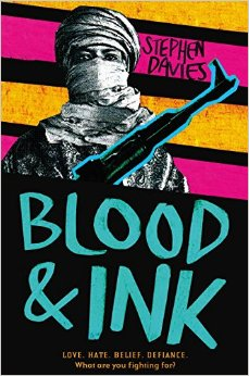 Stephen Davies, Blood & Ink