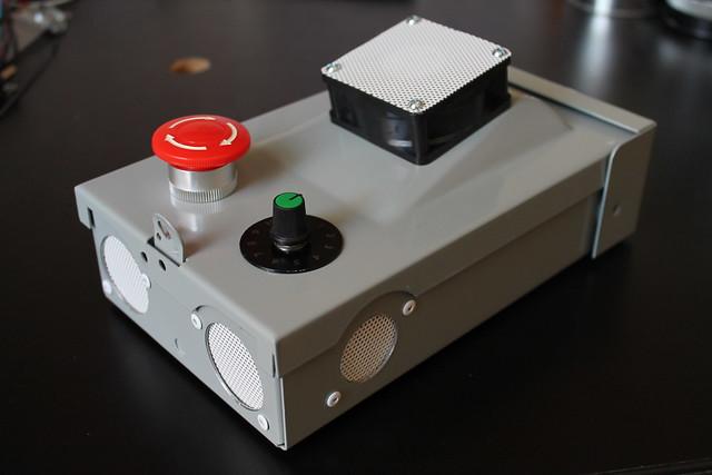 Shapeoko Controls
