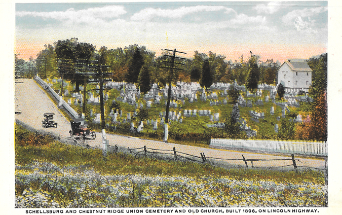 Lincoln Highway Postcards-7