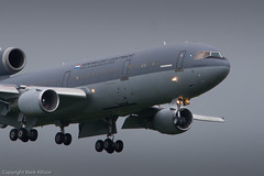 RNLAF KDC-10 at NCL