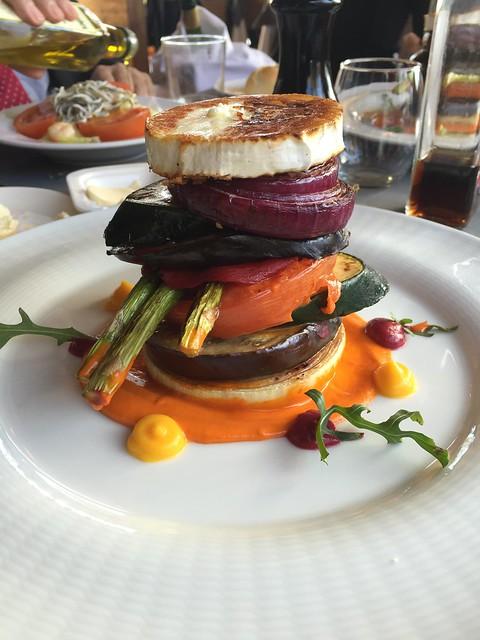 Menú Restaurante de la Cada de Aragón