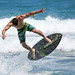 Surfing in Boca Raton - Florida by Nino H