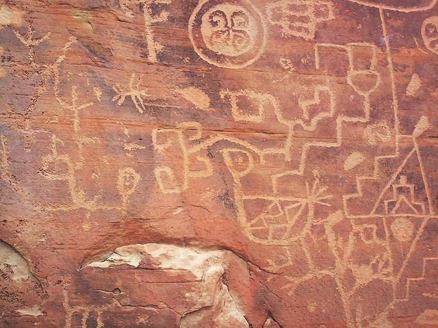 Petroglyph Phone Camera 20150418_153942