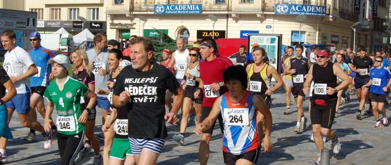 Ostravský maraton: Pořadatelé postavili rychlou trať