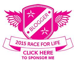 Race for Life - Sponsor Me!