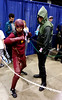 Flash and Arrow (TV-Style) Cosplay