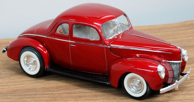 Joe Huber Car Show