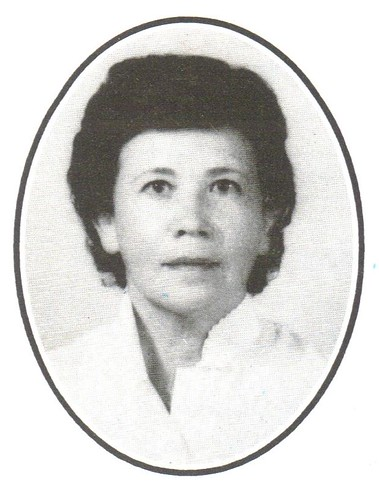 El Instituto Potosino de Bellas Artes invita al homenaje a la maestra Emma Báez.