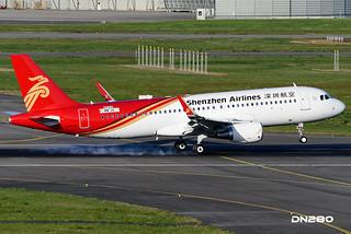 Shenzhen A320-232 msn 6564