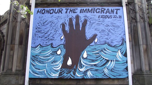 honour the immigrant