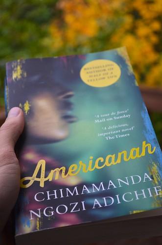 'Americanah' by Chimamanda Ngozi Adichie