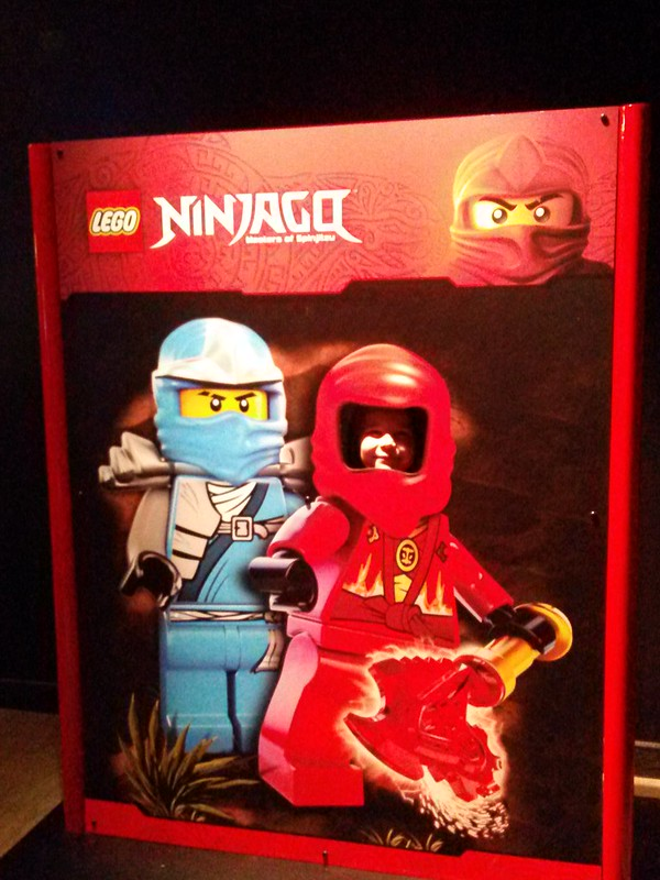 NINJAGO LEGOLAND Discovery Center DFW